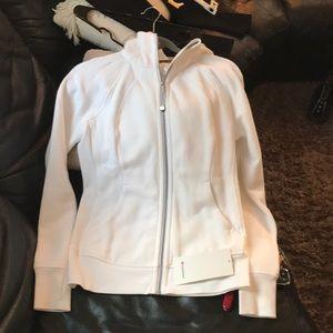 White Lulu jacket